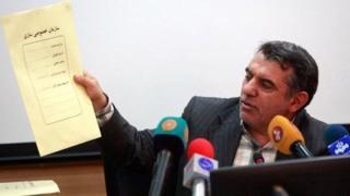 عبدالله پوری حسینی، رییس سازمان خصوصی سازی