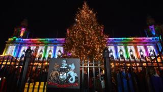 City Hall Christmas
