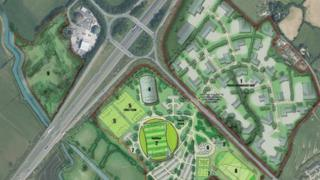 Eco Park plans