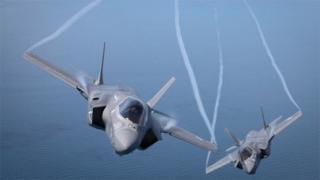 F-35s