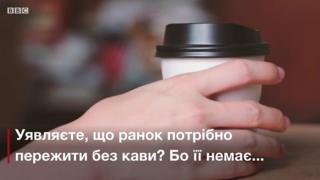 Кава може зникнути через зміну клімату