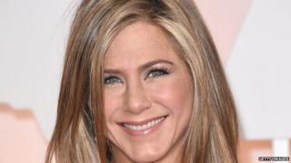 Jennifer Aniston, actress