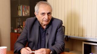 Dövlət Neft Şirkətinin keçmiş prezidenti Sabit Bağırov