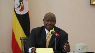 Shugaba Yuweri Musebeni