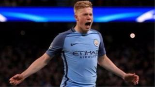 Mu gihe Manchester City botsinda Borussia Monchengladbach itariki 23 z'ukwezi kwa cumi na rimwe, bazoca babandanya ihiganwa