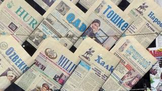 O'zbekistonda nashr qilinadigan gazetalar