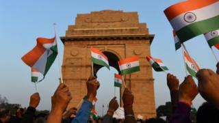 भारतको झण्डा
