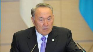 Prezident Nazarboyev