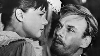 """Кадр из Фильма """"Живой труп"""", 1969 год"""