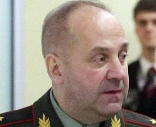 Gen Igor Sergun, GRU - 19 Jan 14