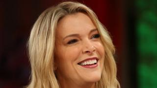 Megyn Kelly is an NBC presenter in the United States.