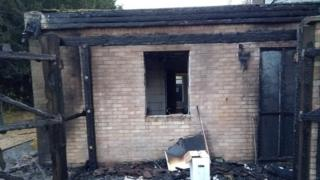 Fire at North Norfolk District Council