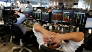 Traders at BGC