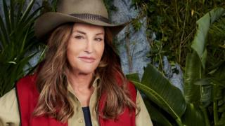 Picture of Caitlyn Jenner on I'm A Celebrity