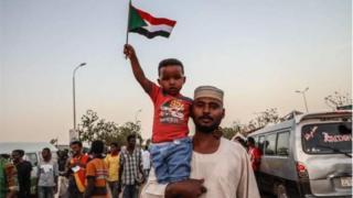 Zanga-zangar Sudan