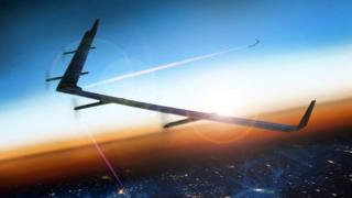 رسم لطائرة مشروع أكويلا
