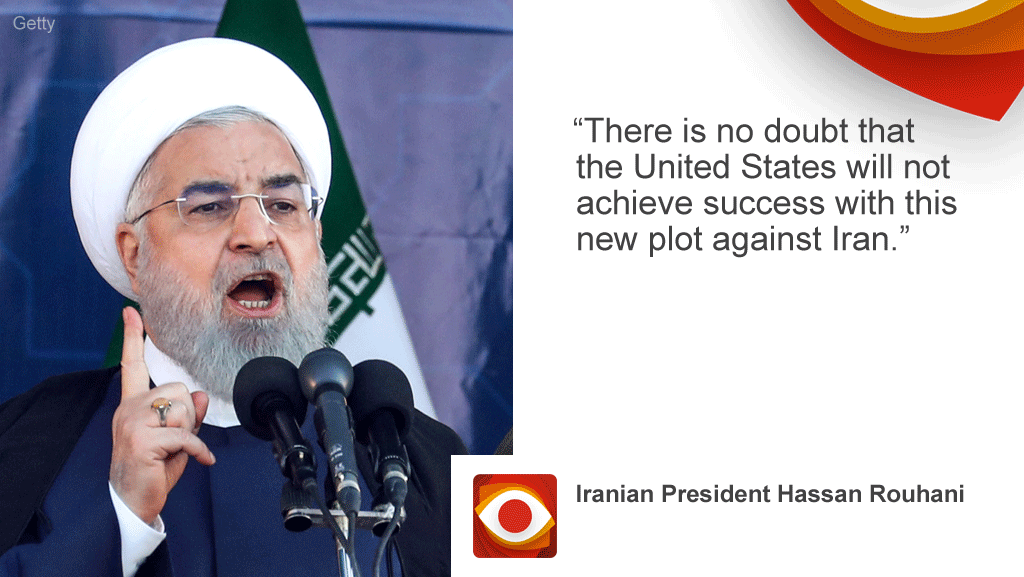 Hassan Rouhani, President of Iran's Quotation: