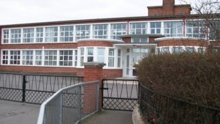 St Columban's College in Kilkeel