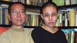 劉曉波與劉霞