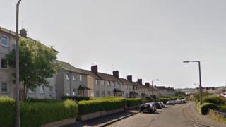 Claverhouse Drive in Edinburgh