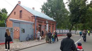 дом Шагала в Витебске