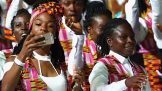 Ghana delegate for Gold Coast 2018 Commonwealth Games for Australia