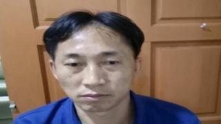 ری جانگ چول، یک تبعه کره شمالی که در ارتباط با قتل کیم جونگ نام، برادر ناتنی رهبر کره شمالی، بازداشت شده بود