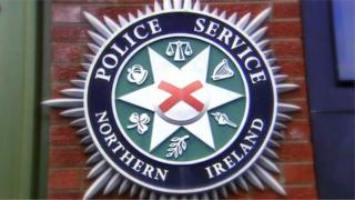 Northern Ireland PSNI Crest