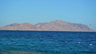 Tiran Island