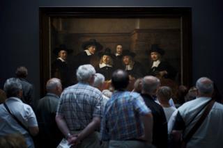 Rembrant'ın resmi