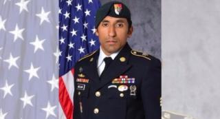 Sargento Logan J. Melgar