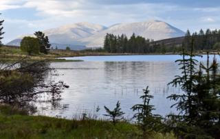 Loch Bhac, Perthshire