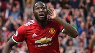 Lukaku alijiunga na United kwa pauni milioni 75 mwezi Julai baada ya kukataa kandarasi mpya Everton.
