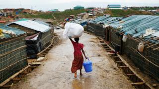 Лагерь беженцев Кутупалонг