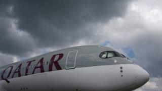 Qatar Airways улуттук авиакомпаниясы