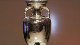 La coupe de la Ligue des Champions