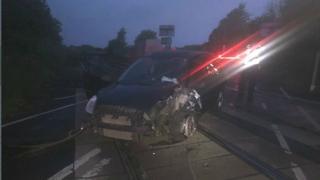 Crash scene light