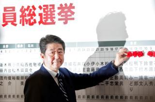 Başbakan Şinzo Abe