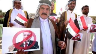 عراقی رہنما