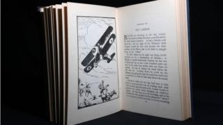 A rare first edition of The Camels Are Coming, the first book to feature Captain James Bigglesworth
