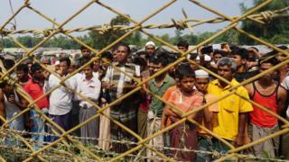 ဒီကုမ္ပဏီတွေဟာ မြန်မာ ဘင်္ဂလားဒေ့ရှ် နယ်စပ် ခြံစည်းရိုးကာဖို့ငွေကြေးထောက်ပံ့ ခဲ့တာဖြစ်