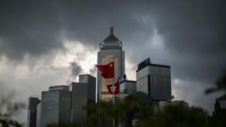 China, Hong Kong, USA
