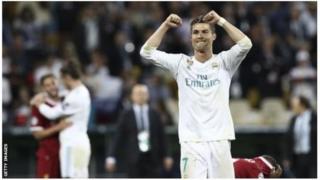 Ronaldo amefunga mabao 120 kwenye ligi ya mabingwa kuliko mchezaji mwingine yeyote