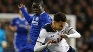 Chelsea na Tottenham