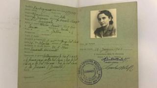 Documento de Ada Gobetti