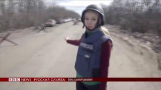 Репортаж с Донбасса
