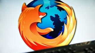 Logo de Firefox.