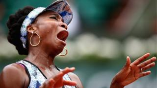 Venus Williams exprime ses plus sincères condoléances à la famille qui a perdu un être cher