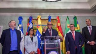 El gobierno y la oposición de reunirán nuevamente el venidero 15 de diciembre.