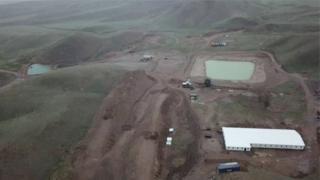 Элдин болуп көрбөгөндөй каршылыгын жараткан Кызыл-Омполдогу уран кени